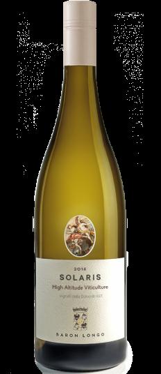 Solaris PIWI 2018 - Weingut Baron Longo