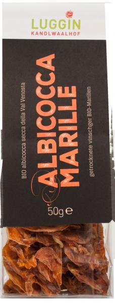 Getrocknete Vinschger Marillen Bio