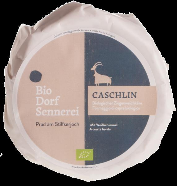 """Formaggio di capra """"Caschlin"""" a pasta molle - Sennerei Prad"""