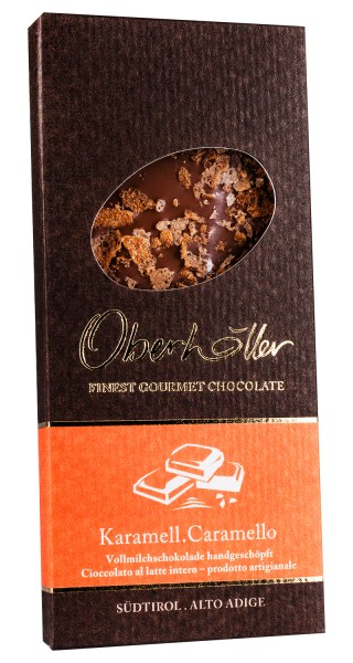 Schokolade mit Karamell