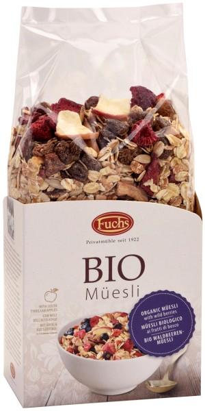 Waldbeeren Müsli Bio - Fuchs Privatmühle
