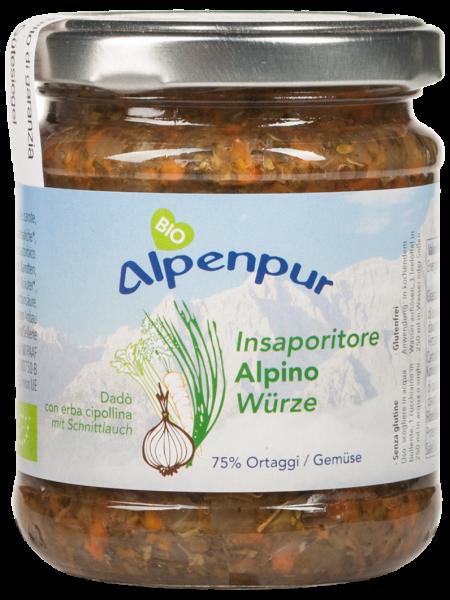 Preparato per Brodo Alpin Bio - Alpenpur