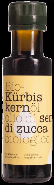 Kürbiskernöl Bio - Vinschger Ölmühle - Moleshof