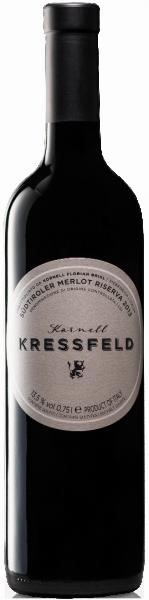 "Merlot Riserva Vigna ""Kressfeld"" 2015 - Weingut Kornell"