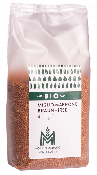 Miglio marrone Bio - Meraner Mühle