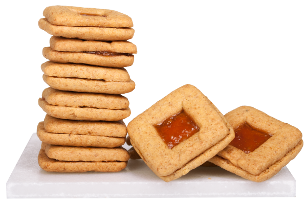 Biscotti integrali Albicocca venostana - Venustis