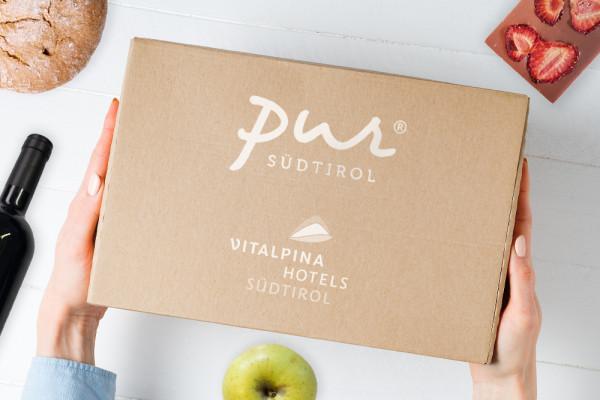 """Abo Box """"Il Buongustaio Pur"""" - Pur Südtirol"""