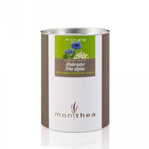 Monalp Alpenkräuter Tee Bio