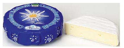 """Camembert """"Edelweiß"""" Bio"""