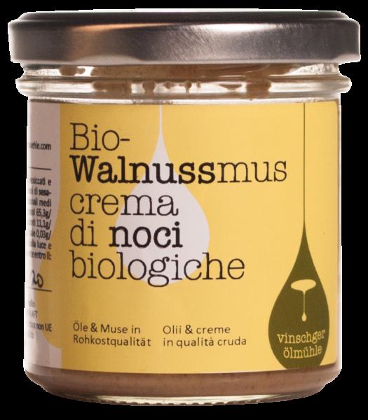 Walnussmus Bio - Vinschger Ölmühle - Moleshof