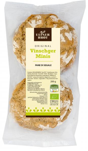 Orignial Vinschger Minis Bio