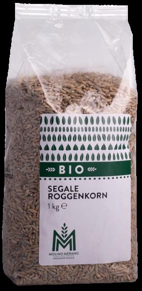 Roggenkorn Bio - Meraner Mühle