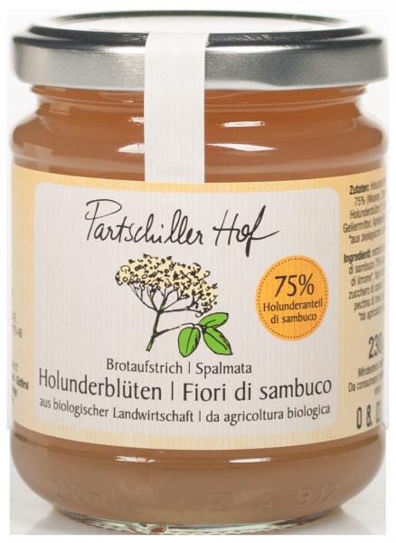 Holunderblüte Bio Fruchtaufstrich