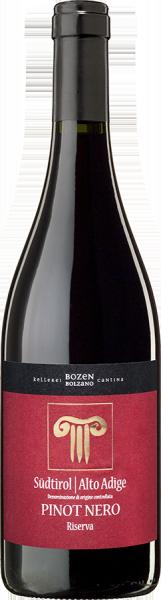 Pinot Nero Riserva 2016 - Kellerei Bozen