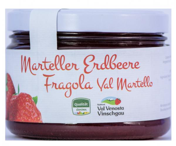 Fruchtaufstrich Erdbeere