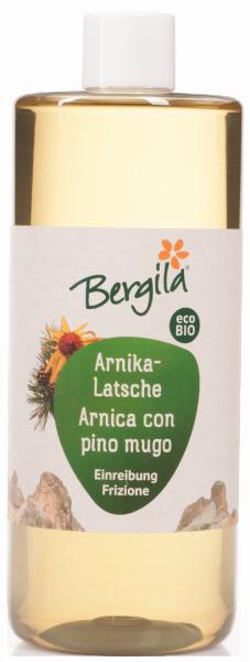 Arnika - Latsche Einreibung Bio - Bergila