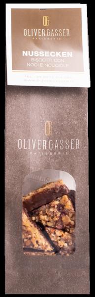 Biscotto con noci e nocciola - Bäckerei Gasser