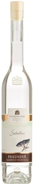 Distillato di sambuco - Unterthurner Privatbrennerei