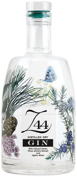 Z44 Distilled Dry Gin - Roner