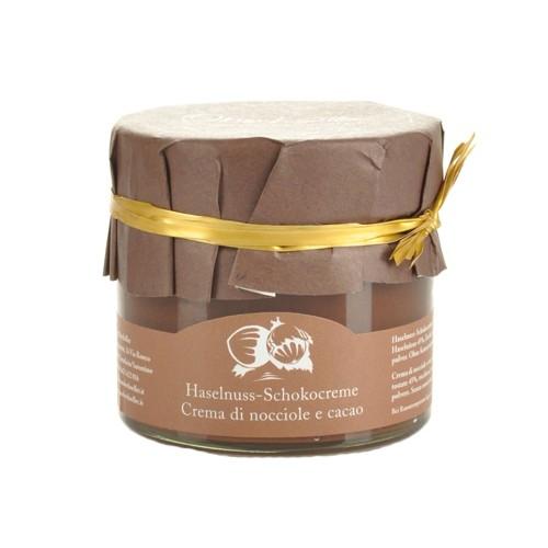 Schokoladecreme Haselnuss Oberhöller 200g