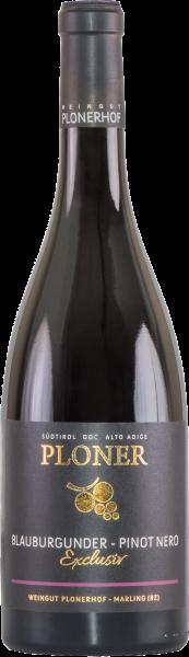 """Pinot Nero Riserva """"Exclusiv"""" 2016 - Weingut Ploner"""