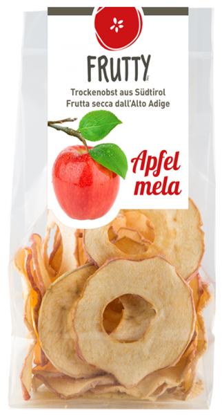 Getrocknete Äpfel