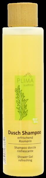 Shampoo doccia rinfrescante al rosmarino Bio - Plima Südtirol