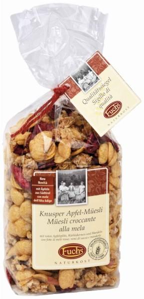 Muesli croccante alla mela - Fuchs Privatmühle