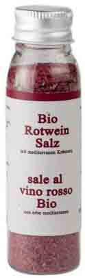 Rotweinsalz - Südtiroler Kräutergold